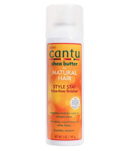 Cantu Tratamientos Style Stay Frizz-Free Finisher 5oz 07748
