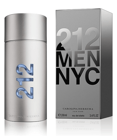 Carolina Herrera Fragancias 212 Men EDT 200ml Spray