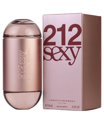 Carolina Herrera Fragancias 212 Sexy Women EDP 100ml Spray