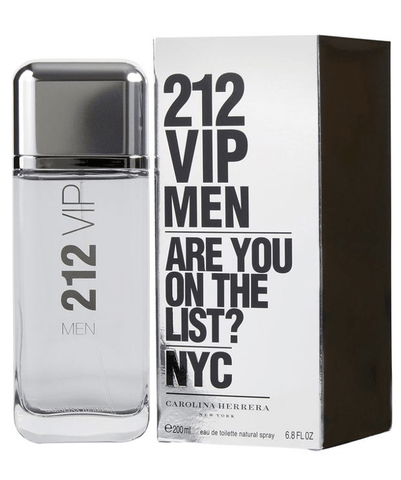 Carolina Herrera Fragancias 212 VIP Men EDT 200ml Spray