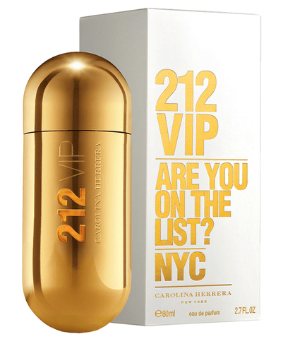 Carolina Herrera Fragancias 212 VIP Women EDP 80ml Spray