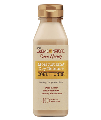 Creme Of Nature Acondicionador Pure Honey Dry Definition Conditioner 12 Oz. 8010