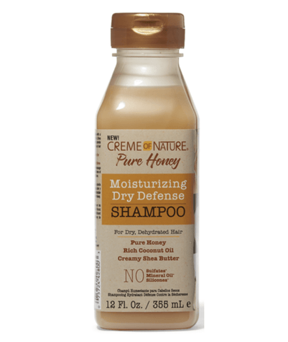 Creme Of Nature Shampoo Pure Honey Dry Definition Shampoo 12 Oz. 8003
