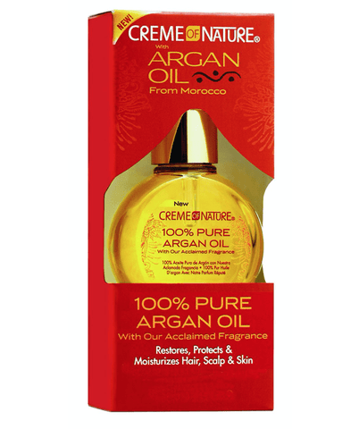 Creme Of Nature Tratamientos 100% Pure Argan Oil 1 Oz. 5177