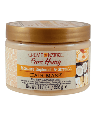 Creme Of Nature Tratamientos Pure Honey Deep Mask 11.5 Oz. 8027