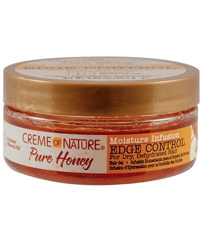 Creme Of Nature Tratamientos Pure Honey Edge Control 2.25 Oz. 8059