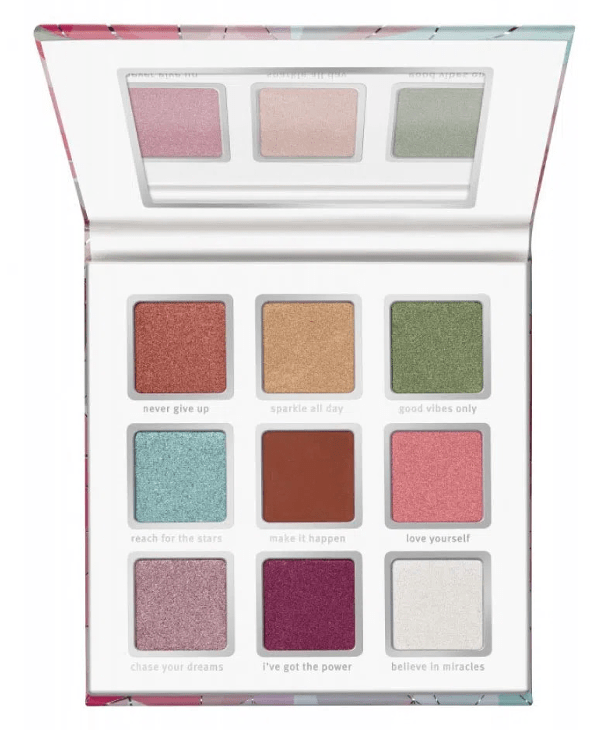 Essence Ojos Paleta de Sombras Crystal Power 13.5g PB0078400