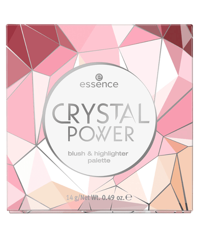 Essence Rostro Paleta Iluminador Crystal Power 14g PB0078403