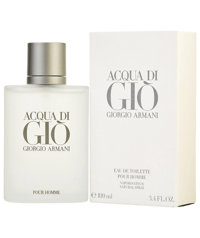 Giorgio Armani Fragancias Acqua Di Giò Pour Homme EDT 100ml Spray L5802200