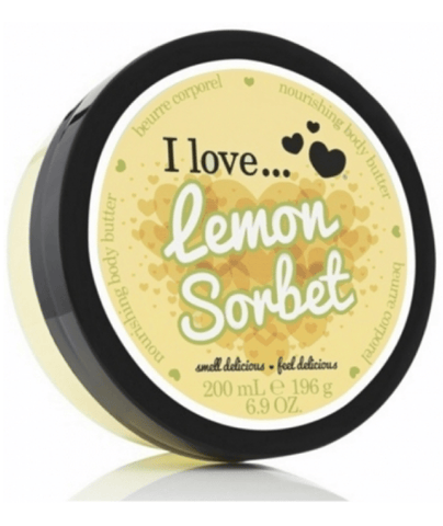 I Love Body Butter Lemon Sorbet Body Butter 200ml 88263