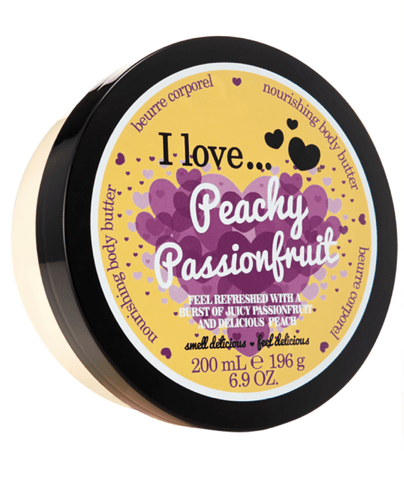 I Love Body Butter Peachy Passionfruit Body Butter 200ml 33829