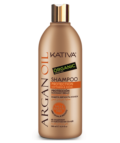 Kativa Shampoo Argan Oil Shampoo 500ml C0808402