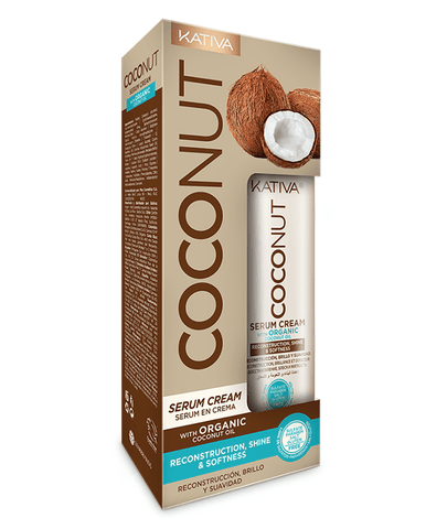 Kativa Tratamientos Coconut Serum 200ml P9000213