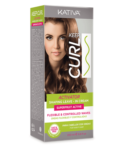 Kativa Tratamientos Keep Curl Activator 200ml KT00364