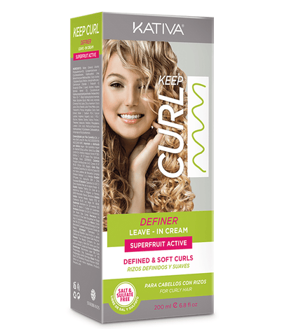 Kativa Tratamientos Keep Curl Definer 200ml KT00367