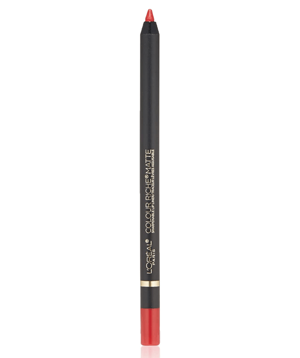 L'Oreal Labios 102 - IN-MATTE-UATED WITH YOU Colour Riche Matte Lip Liner