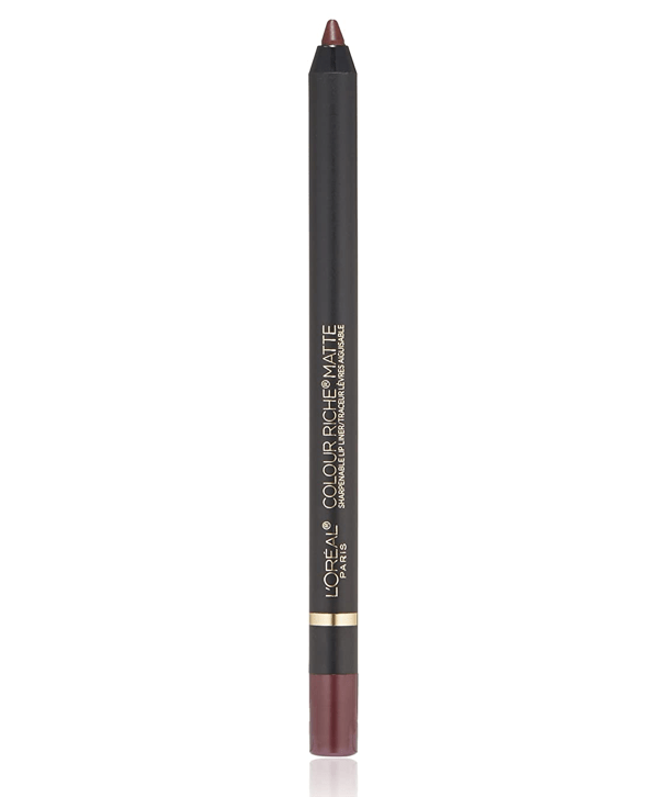 L'Oreal Labios 104 - CURIOSITY KILLED THE MATTE Colour Riche Matte Lip Liner