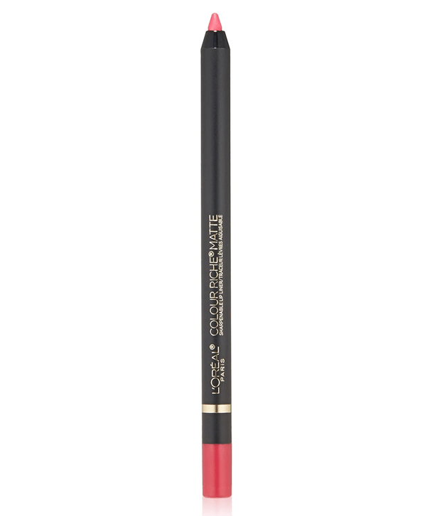 L'Oreal Labios 108 - BEST MATTES Colour Riche Matte Lip Liner