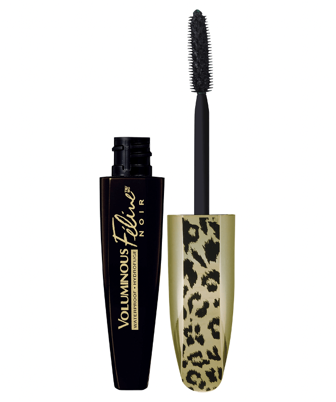 L'Oreal Ojos L'Oreal Voluminous® Feline Noir Waterproof