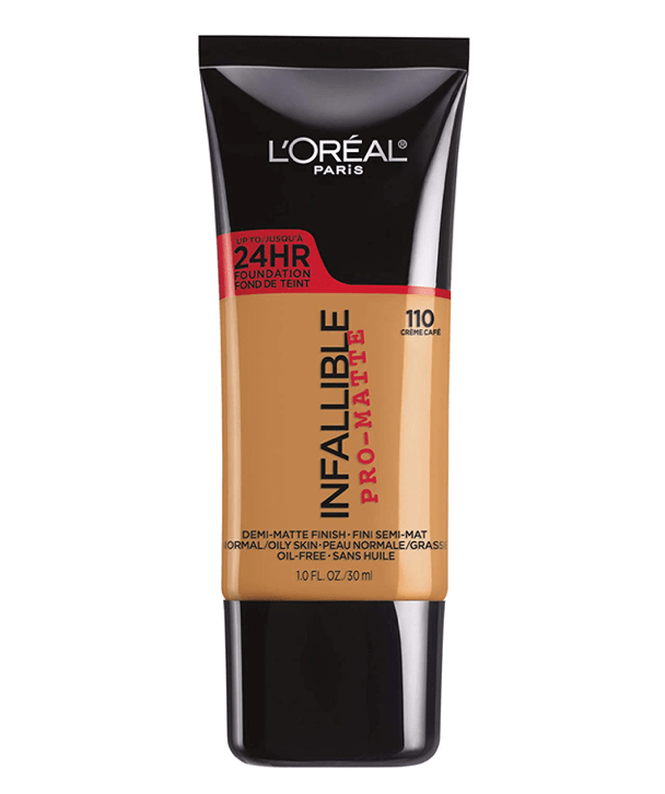 L'Oreal Rostro 110 - CREME CAFE Infallible Pro-Matte Foundation 30ml