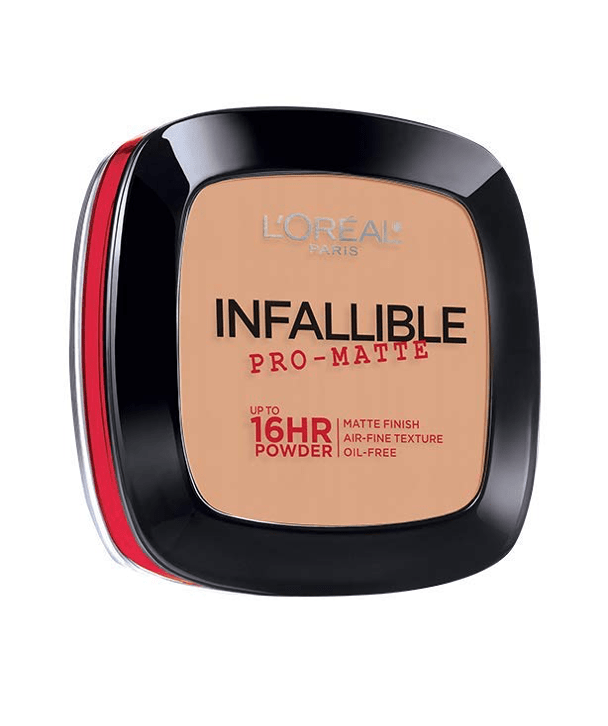 L'Oreal Rostro 200 - NATURAL BEIGE Infallible Pro-Matte Powder 9g