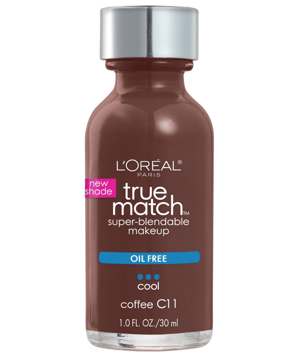 L'Oreal Rostro C11 - COFFEE True Match Super-Blendable Foundation 30ml