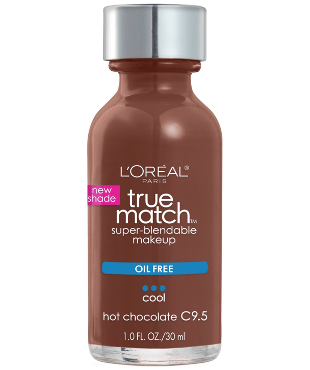 L'Oreal Rostro C9.5 - HOT CHOCOLATE True Match Super-Blendable Foundation 30ml