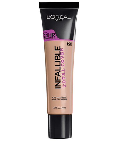 L'Oreal Rostro Infallible Total Cover Foundation 30ml
