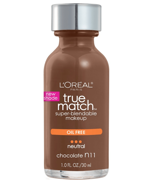 L'Oreal Rostro N11 - CHOCOLATE True Match Super-Blendable Foundation 30ml