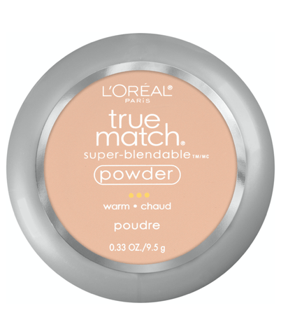 L'Oreal Rostro True Match Powder 9.5g
