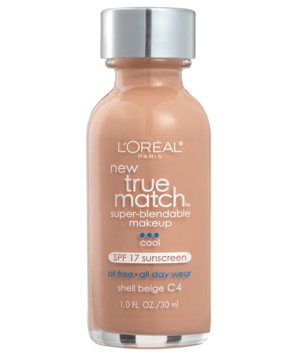L'Oreal Rostro True Match Super-Blendable Foundation 30ml