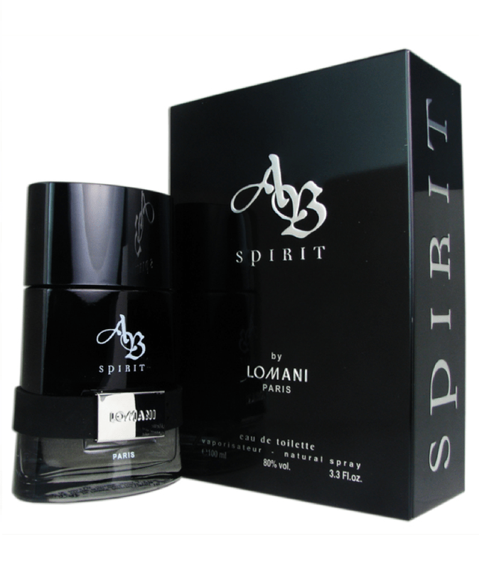 Lomani Fragancias AB Spirit Men EDT 100ml 3060