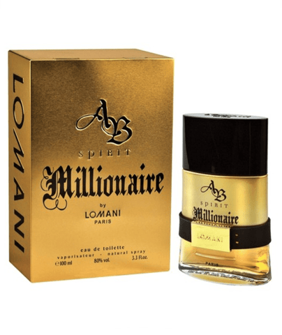Lomani Fragancias AB Spirit Millionaire Men EDT 100ml 3211