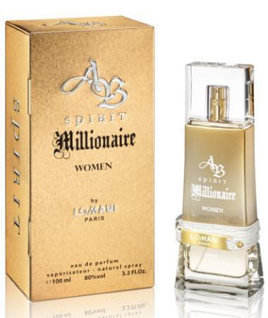 Lomani Fragancias AB Spirit Millionaire Women EDP 100ml 3283