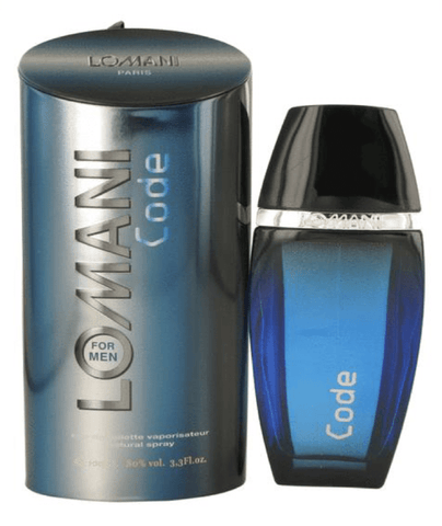 Lomani Fragancias Lomani Code Men EDT 100ml 3224