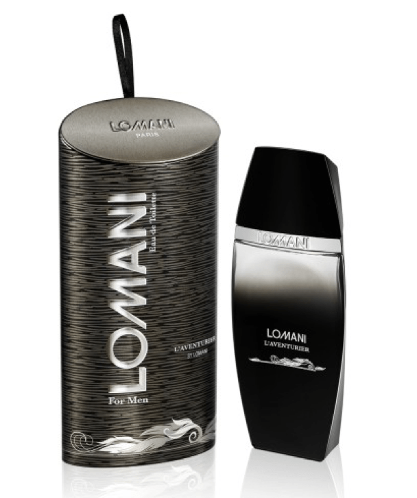 Lomani Fragancias Lomani L'Aventurier Men EDT 100ml