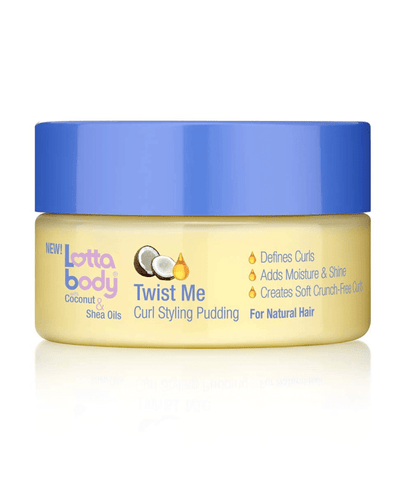 Lottabody Tratamientos Lottabody Twist Me Curl Styling Pudding 7oz 23077