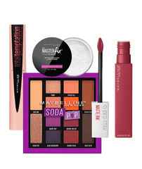 Maybelline New York Combos Combo 81 COM-MAQ-81