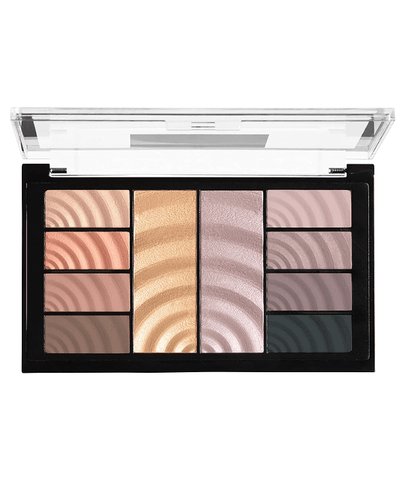 Maybelline New York Ojos EYESHADOW + HIGHLIGHT Total Temptation™ Eyeshadow + Highlight Palette