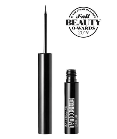 Maybelline New York Ojos INK BLACK TattooStudio™ Liquid Ink Eyeliner