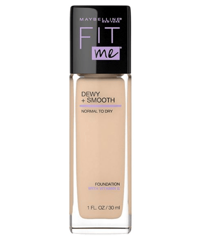 Maybelline New York Rostro CLASSIC IVORY Fit Me® Dewy + Smooth Foundation