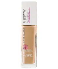 Maybelline New York Rostro GOLDEN CARAMEL Super Stay® Full Coverage Foundation