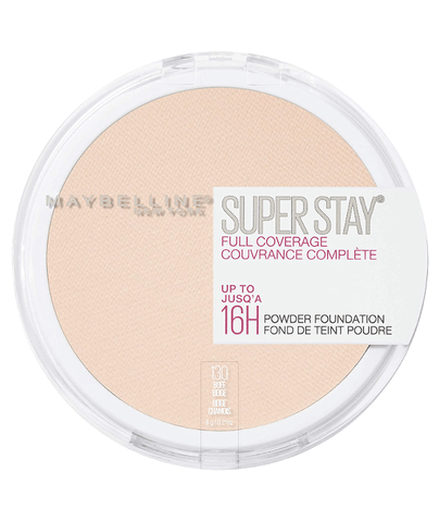 Maybelline New York Rostro Super Stay® Full Coverage Powder Foundation Makeup