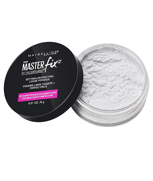 Maybelline New York Rostro TRANSLUCENT FaceStudio® Master Fix™ Setting + Perfecting Loose Powder