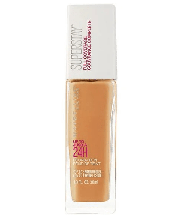 Maybelline New York Rostro WARM BRONZE Super Stay® Full Coverage Foundation