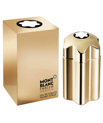 Mont Blanc Fragancias Emblem Absolu Men EDT 100ml Spray