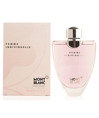 Mont Blanc Fragancias Femme Individuelle EDT 75ml Spray