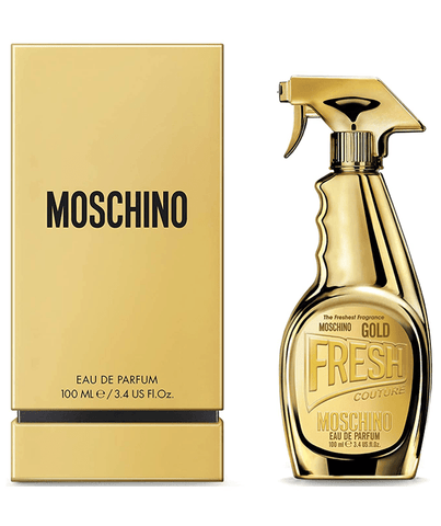 Moschino Fragancias Gold Fresh Couture Women EDP 100ml Spray
