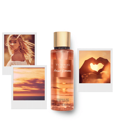 Victoria Secret Body Splash Amber Romance Fragrance Mist 250ml