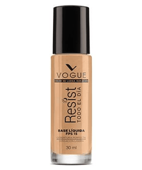 Vogue Cosméticos Rostro MIEL Base Líquida Resist 30ml
